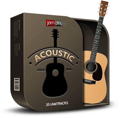 2016 Acoustic JamTracks with Purchase
